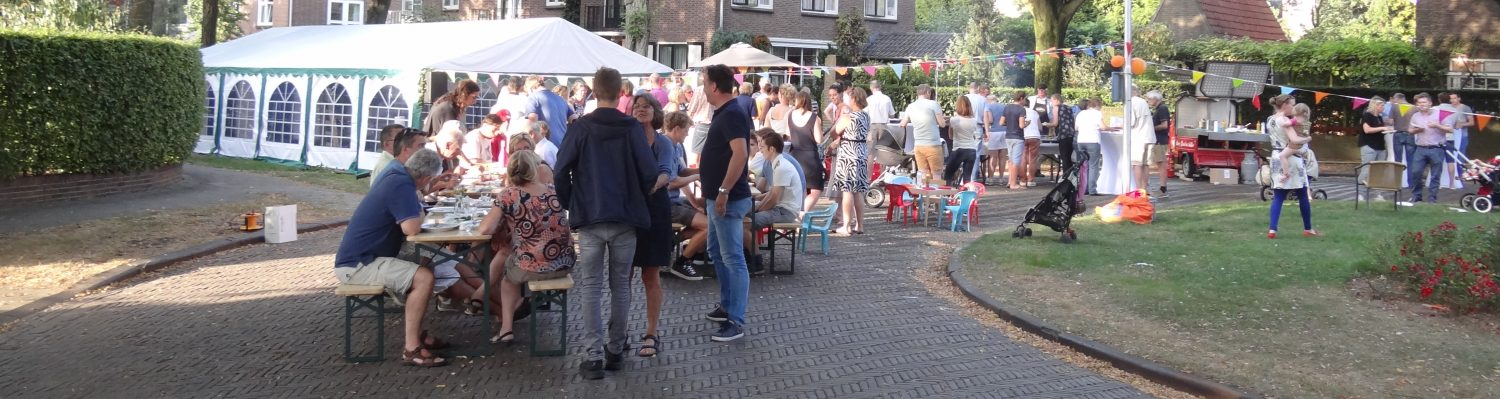 Buurtfeest 9 september 2017